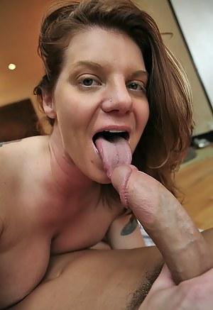 Mature Tongue Porn Pictures