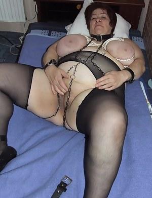 Mature Bondage Porn Pictures